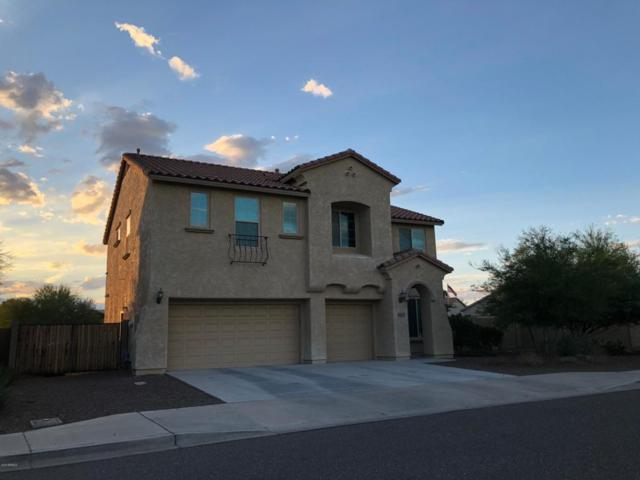 8748 N 180TH Drive, Waddell, AZ 85355 (MLS #5813112) :: Lifestyle Partners Team