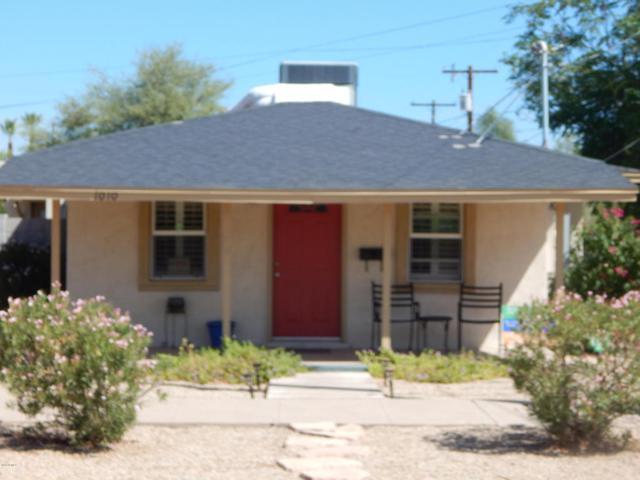 1010 E Sheridan Street Rear, Phoenix, AZ 85006 (MLS #5813266) :: Occasio Realty