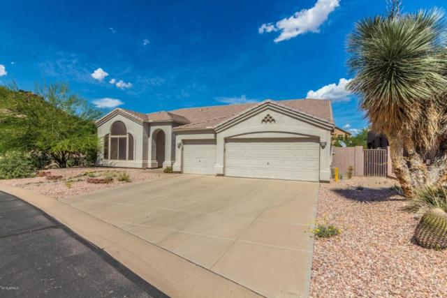 3430 N Mountain Ridge Road #72, Mesa, AZ 85207 (MLS #5813394) :: Brett Tanner Home Selling Team