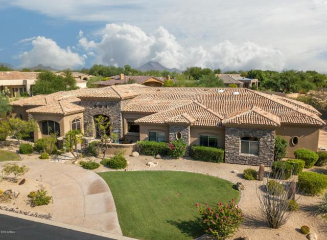 12895 E Sorrel Lane, Scottsdale, AZ 85259 (MLS #5813498) :: Occasio Realty