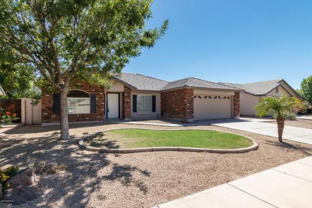 4077 S Kirby Street, Gilbert, AZ 85297 (MLS #5813902) :: Kortright Group - West USA Realty