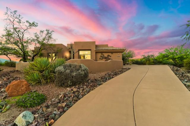 10902 E Santa Fe Trail, Scottsdale, AZ 85262 (MLS #5814084) :: The Garcia Group @ My Home Group