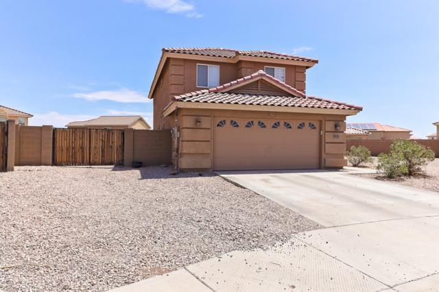 22319 W Devin Drive, Buckeye, AZ 85326 (MLS #5815140) :: The Jesse Herfel Real Estate Group