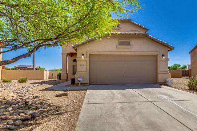 20593 N Herbert Avenue, Maricopa, AZ 85138 (MLS #5815228) :: Occasio Realty