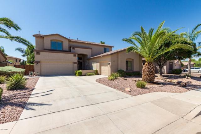 10437 E Los Lagos Vista Avenue, Mesa, AZ 85209 (MLS #5815323) :: RE/MAX Excalibur