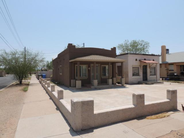 1345 E Willetta Street, Phoenix, AZ 85006 (MLS #5815568) :: The Daniel Montez Real Estate Group