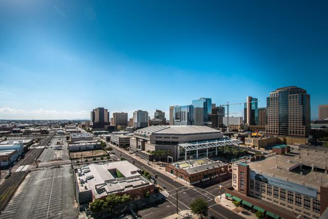310 S 4TH Street #1401, Phoenix, AZ 85004 (MLS #5816005) :: The Laughton Team