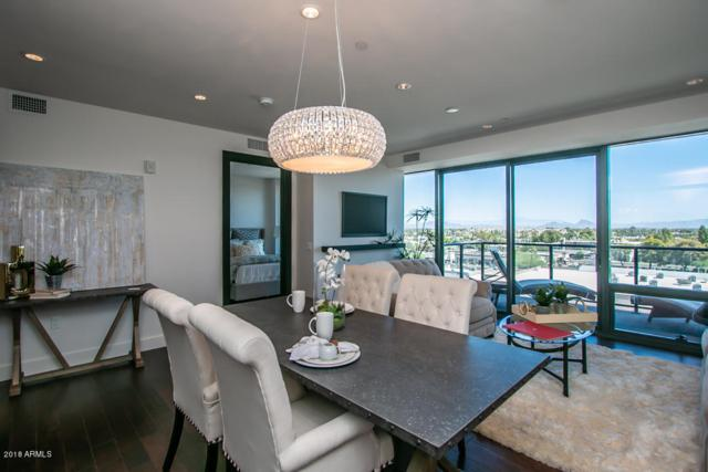 4422 N 75TH Street #6011, Scottsdale, AZ 85251 (MLS #5816404) :: The Everest Team at My Home Group