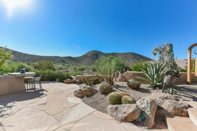 11503 E Pine Valley Road, Scottsdale, AZ 85255 (MLS #5816523) :: Occasio Realty