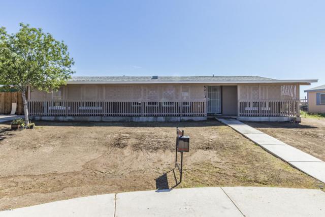5213 S 110TH Drive, Tolleson, AZ 85353 (MLS #5816557) :: The Daniel Montez Real Estate Group