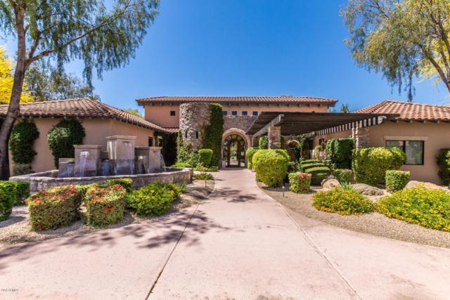 20660 N 40TH Street #2110, Phoenix, AZ 85050 (MLS #5817075) :: The Daniel Montez Real Estate Group