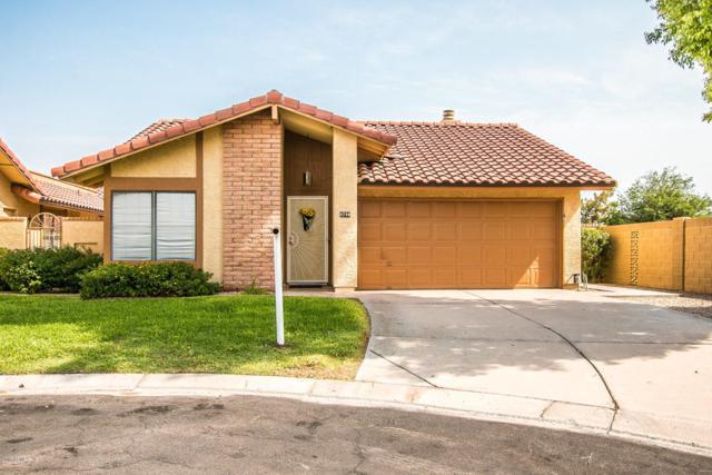 4794 E Navajo Street, Phoenix, AZ 85044 (MLS #5817234) :: Team Wilson Real Estate