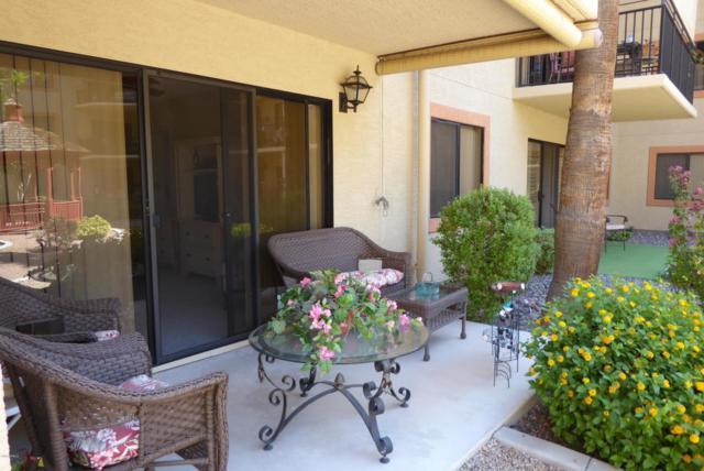 10330 W Thunderbird Boulevard A106, Sun City, AZ 85351 (MLS #5817239) :: Keller Williams Legacy One Realty