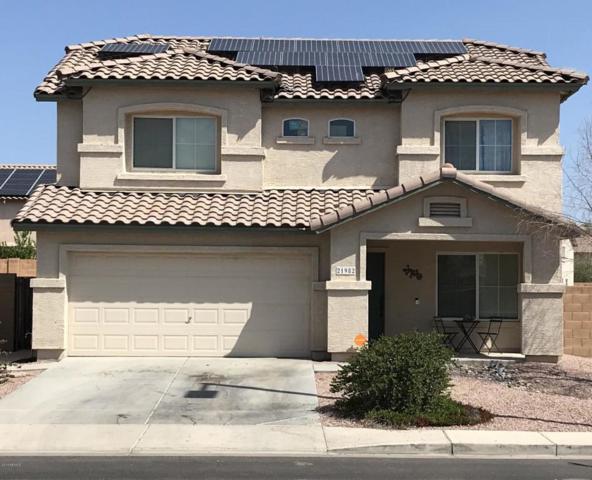 21982 W Sonora Street, Buckeye, AZ 85326 (MLS #5817314) :: The W Group
