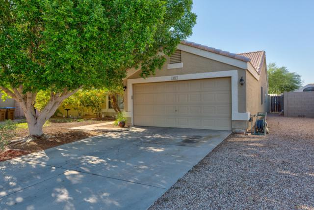 871 W 19TH Avenue, Apache Junction, AZ 85120 (MLS #5817900) :: The Jesse Herfel Real Estate Group