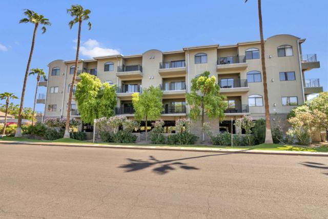 4525 N 22ND Street #206, Phoenix, AZ 85016 (MLS #5818271) :: The Garcia Group @ My Home Group