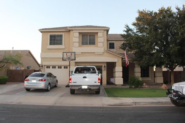 4150 E Winged Foot Place, Chandler, AZ 85249 (MLS #5818424) :: The Garcia Group @ My Home Group