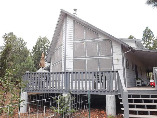 3449 Buglers Drive, Heber, AZ 85928 (MLS #5818559) :: The Garcia Group @ My Home Group
