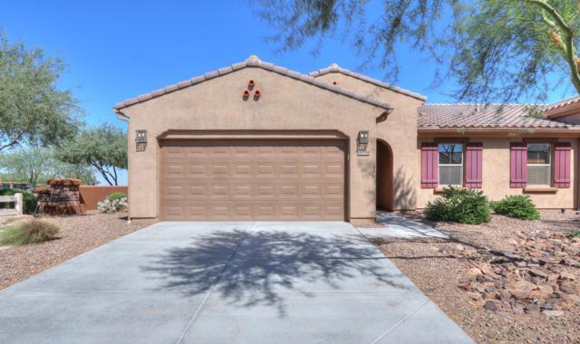 4994 W Gulch Drive, Eloy, AZ 85131 (MLS #5818611) :: Yost Realty Group at RE/MAX Casa Grande