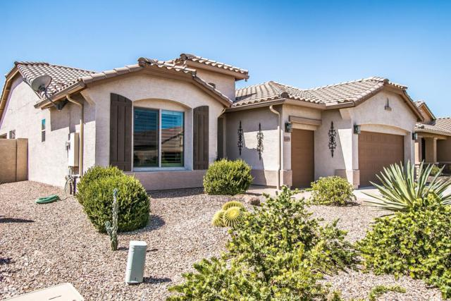 5209 W Buckskin Drive, Eloy, AZ 85131 (MLS #5819049) :: The Laughton Team