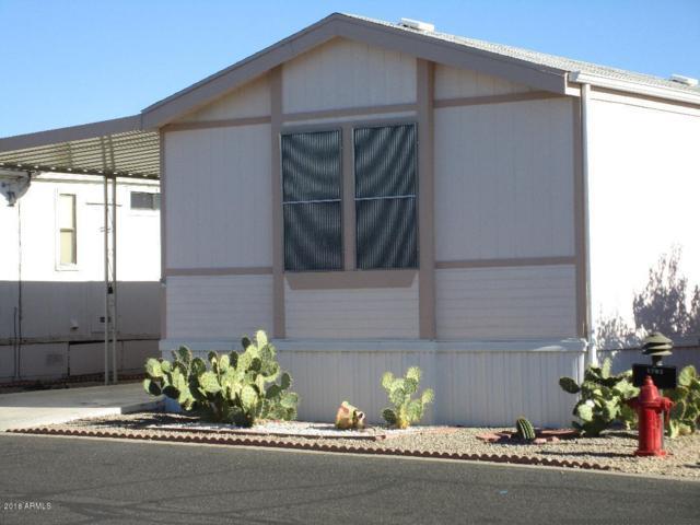 17200 W Bell Road #1703, Surprise, AZ 85374 (MLS #5819473) :: The Daniel Montez Real Estate Group