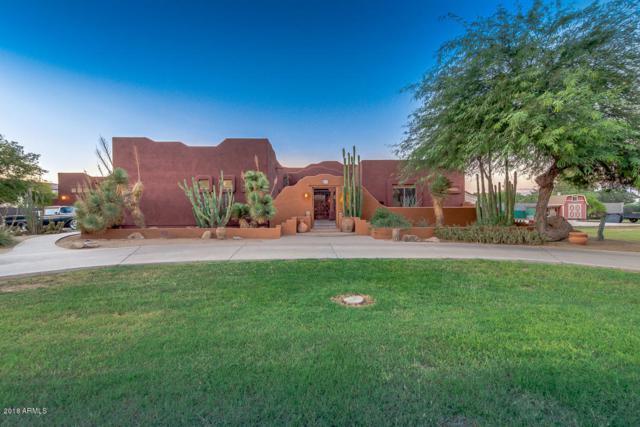 12332 E Teakwood Drive, Chandler, AZ 85249 (MLS #5819530) :: The Garcia Group @ My Home Group