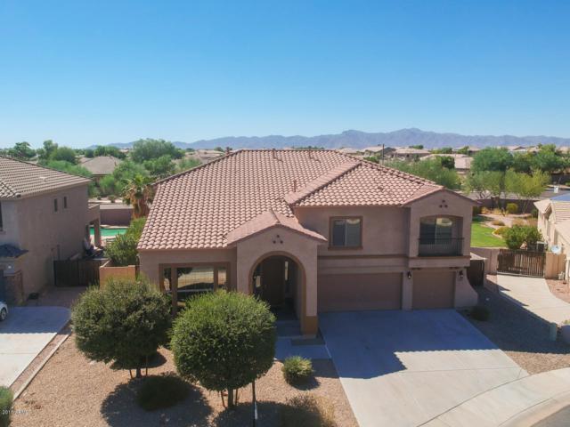 4558 N 153RD Lane, Goodyear, AZ 85395 (MLS #5819632) :: Lux Home Group at  Keller Williams Realty Phoenix