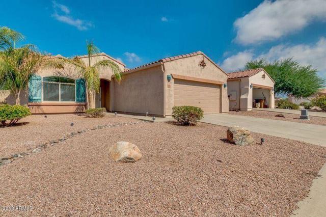 10460 E Trailhead Court, Gold Canyon, AZ 85118 (MLS #5819818) :: The Garcia Group