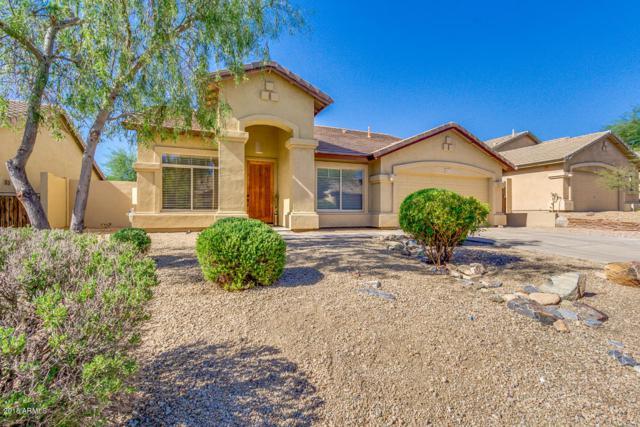 10564 E Tierra Buena Lane, Scottsdale, AZ 85255 (MLS #5819837) :: The W Group