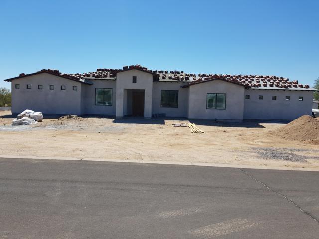 8821 E Havasupai Drive, Scottsdale, AZ 85255 (MLS #5820092) :: Brett Tanner Home Selling Team