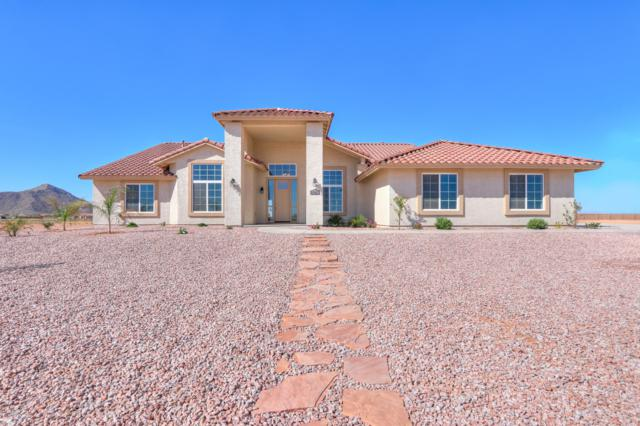 6562 W Appaloosa Trail, Coolidge, AZ 85128 (MLS #5820428) :: CC & Co. Real Estate Team