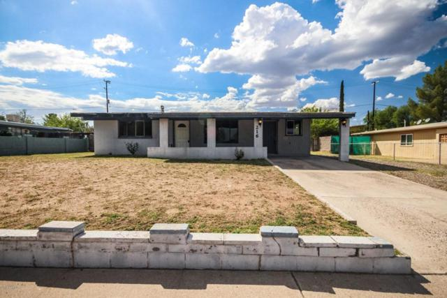 216 S Avenue C, San Manuel, AZ 85631 (MLS #5820467) :: Brett Tanner Home Selling Team
