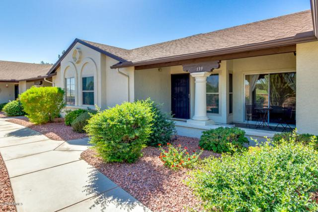 8140 N 107TH Avenue #139, Peoria, AZ 85345 (MLS #5820604) :: The Garcia Group @ My Home Group