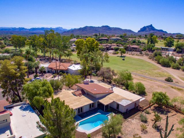 10804 N Mangrum Court, Fountain Hills, AZ 85268 (MLS #5821289) :: RE/MAX Excalibur