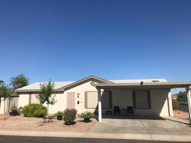 16101 N El Mirage Rd Road #440, El Mirage, AZ 85335 (MLS #5821479) :: Kelly Cook Real Estate Group