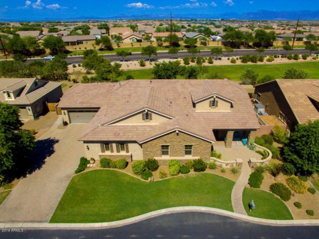 21934 E Pickett Court, Queen Creek, AZ 85142 (MLS #5821944) :: The Wehner Group