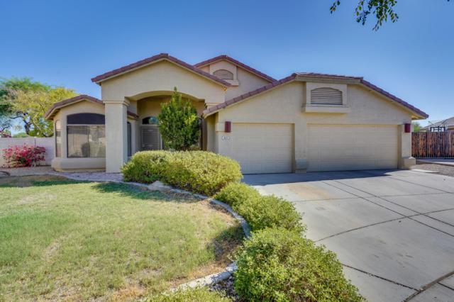 821 N 167TH Drive, Goodyear, AZ 85338 (MLS #5821994) :: The Garcia Group @ My Home Group