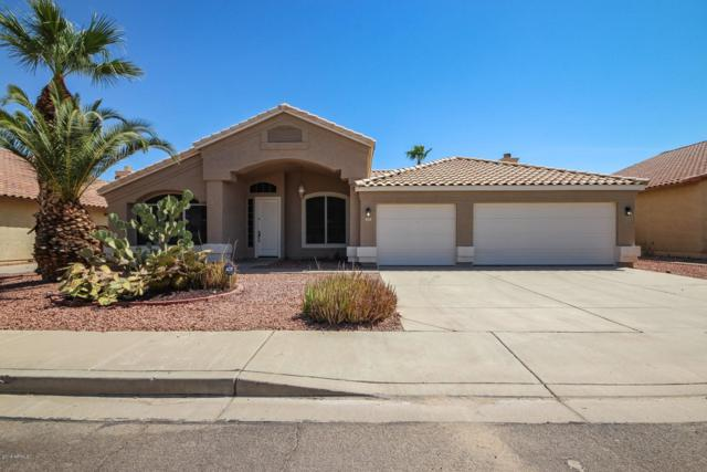 2121 N 123RD Drive, Avondale, AZ 85392 (MLS #5822149) :: The W Group