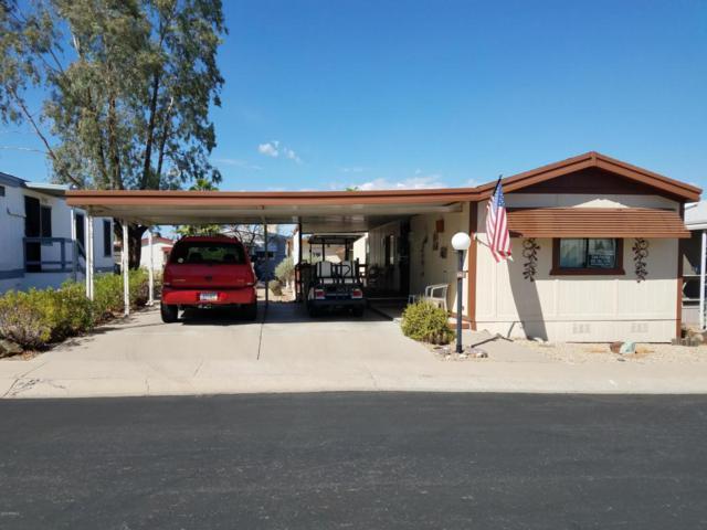 2233 E Behrend Drive #142, Phoenix, AZ 85024 (MLS #5822257) :: The Garcia Group @ My Home Group