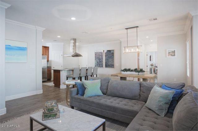 10757 N 74TH Street #1014, Scottsdale, AZ 85260 (MLS #5822527) :: Brett Tanner Home Selling Team