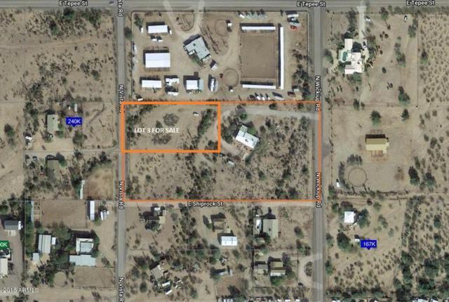 0 N Vista Road, Apache Junction, AZ 85119 (MLS #5822585) :: The Garcia Group