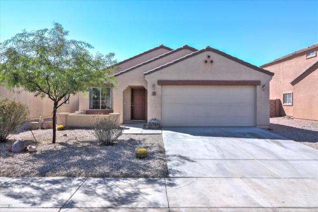 329 W Phantom Drive, Casa Grande, AZ 85122 (MLS #5822929) :: Keller Williams Legacy One Realty
