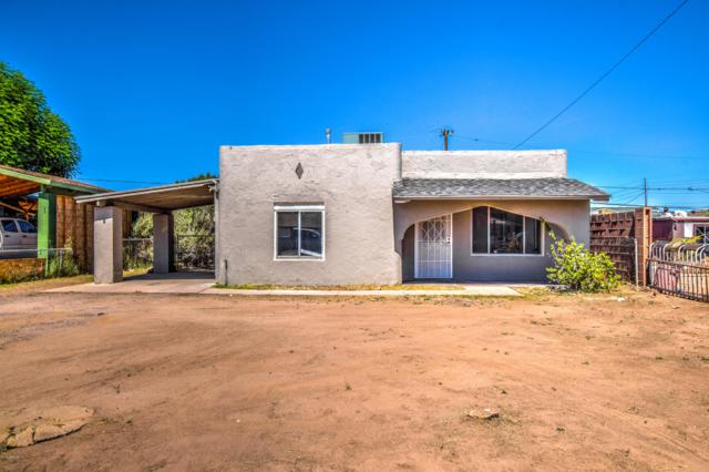 2722 W Taylor Street, Phoenix, AZ 85009 (MLS #5823493) :: The Garcia Group