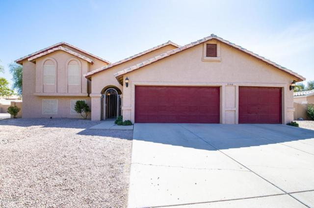 2146 N Pebble Beach Drive, Casa Grande, AZ 85122 (MLS #5823661) :: Yost Realty Group at RE/MAX Casa Grande