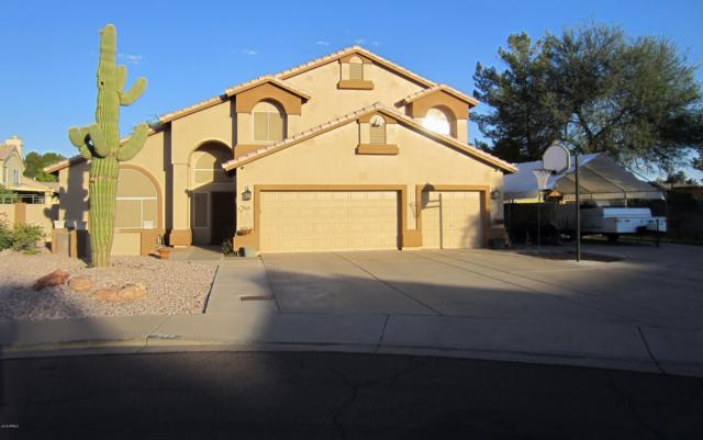 727 N Arco Circle, Mesa, AZ 85213 (MLS #5824945) :: RE/MAX Excalibur