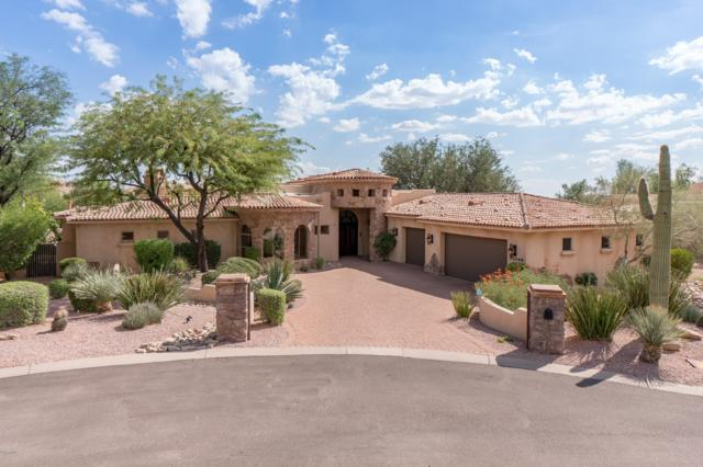 13049 E Mountain View Road, Scottsdale, AZ 85259 (MLS #5825041) :: The W Group