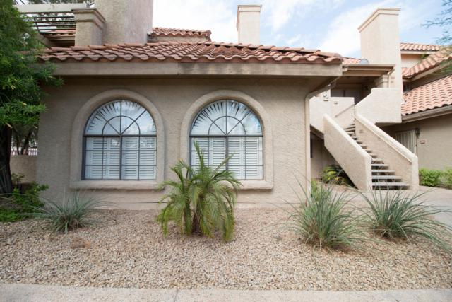 1211 N Miller Road #106, Scottsdale, AZ 85257 (MLS #5825593) :: The Laughton Team