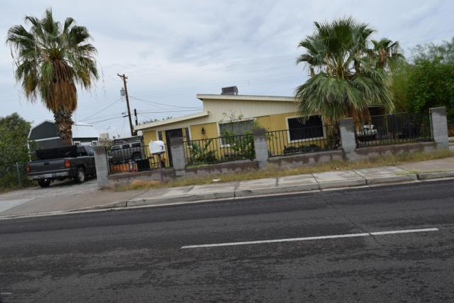 2505 W Superstition Boulevard, Apache Junction, AZ 85120 (MLS #5826022) :: The Kenny Klaus Team