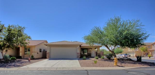 45415 W Desert Garden Road, Maricopa, AZ 85139 (MLS #5826759) :: The Garcia Group @ My Home Group