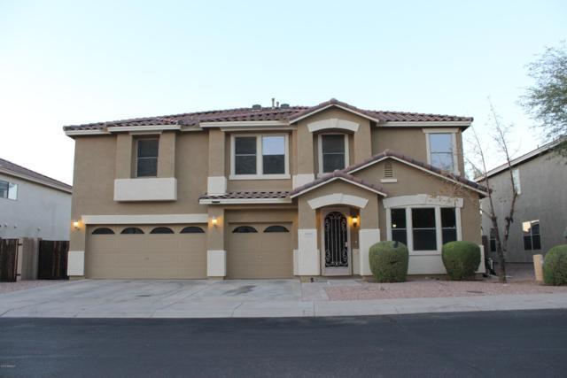 1310 E Milada Drive, Phoenix, AZ 85042 (MLS #5827010) :: Lifestyle Partners Team